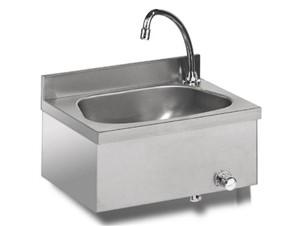 Handwaschbecken für Wandbefestigung:    Dimensionen: B450 T350 H200  Höhe mit Aufkantung: H260    Gewicht 8kg