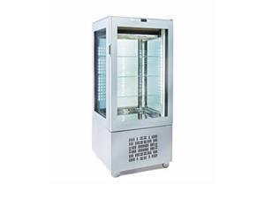 Tortenschrank LDF Longoni 6214-S:      Abmessungen:  B 650/ T 650/ H 1500     Fassungsvermögen/Inhalt:  3