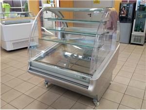Tortenvitrine ISA Pastry Gelatoshow 120:        Artikelzustand gebraucht    Kühlsystem Luftkühlung    Strom