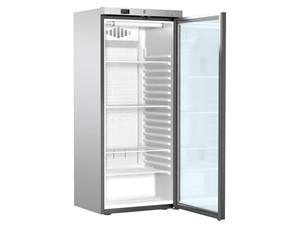 Gewerbekühlschrank SAGI F40 PV:     Abmessungen: B700/ T630/ H1640    Fassungsvermögen/Inhalt: 400 Liter