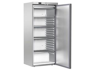 Gewerbetiefkühlschrank SAGI F40B:     Abmessungen: B700/ T630/ H1770    Fassungsvermögen/Inhalt: 400 Liter