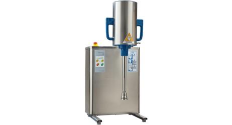 Casagrande Micronizer Plus:     Abmessungen: B 440/ T 500/ H 760/1140    Fassungsvermögen/Inhalt: Ve