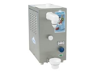 Sahnemaschine CARPIGIANI Miniwip:     Abmessungen: B 220/ T 370/ H 450    Fassungsvermögen/Inhalt: 2 Liter