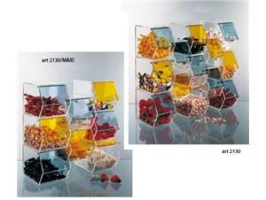 """Universalbehälter """"Ape"""":        In 3 Varianten erhältlich:    Variante 1: 8 kleine Behälter(272€)"""